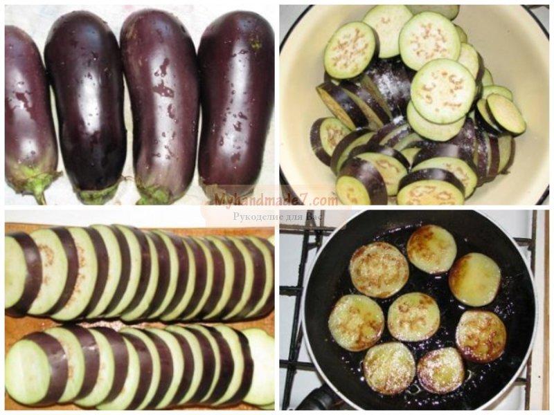 Баклажаны рецепты на зиму рецепт приготовления в домашних условиях 419