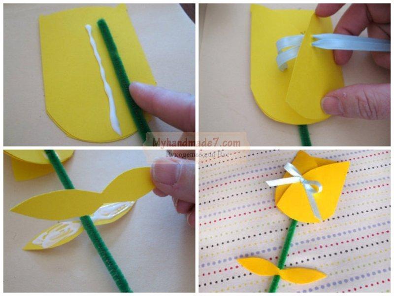 Открытка оригами день рождения своими руками