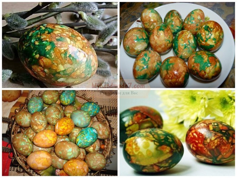 Украшение яиц на Пасху: лучшие мастер-классы с фото