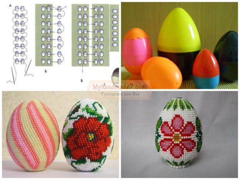 Схемы пасхальных яиц. Отличные варианты для праздника