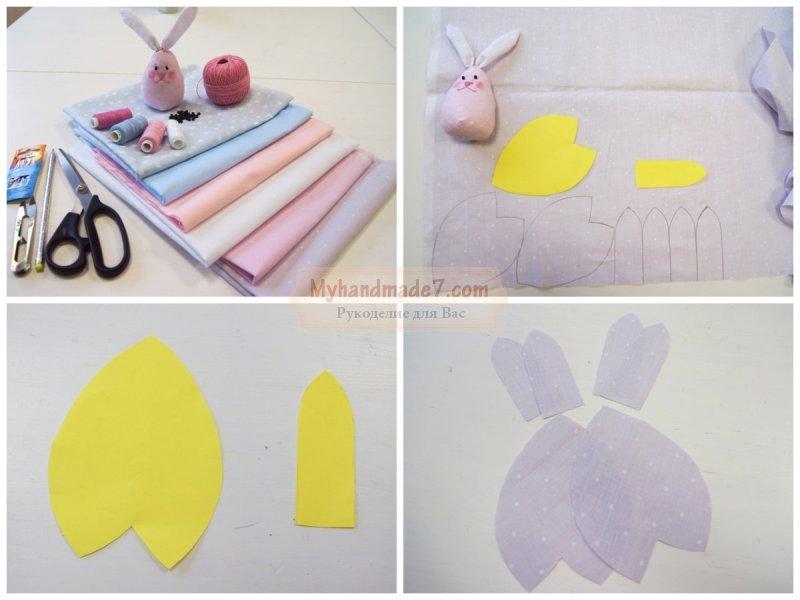 Пасхальный заяц. Отменные поделки для детей и взрослых