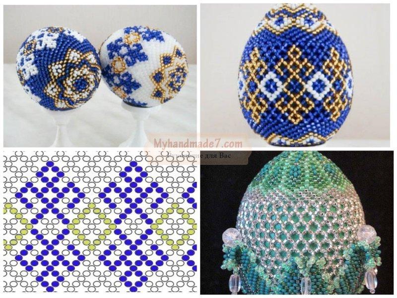 Плетение из бисера для начинающих: схемы и описание
