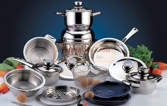 Кухонная посуда: самые популярные разновидности