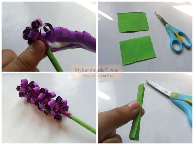 Мастер классы: Цветы из бумаги своими руками