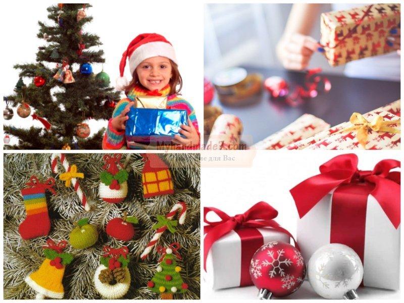 Новогодние подарки на Новый год 2017. ТОП-10 вариантов на любой вкус