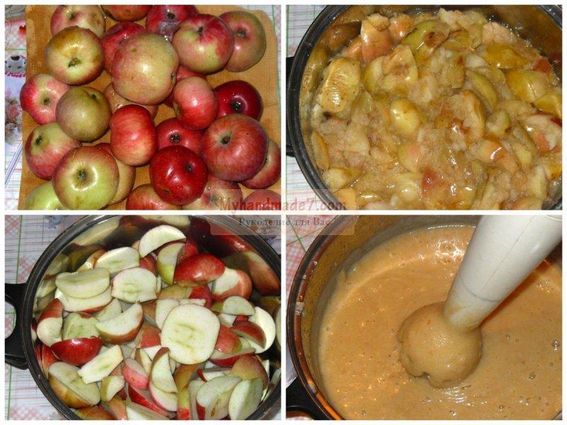 Повидло из яблок на зиму: лучшие рецепты с фото