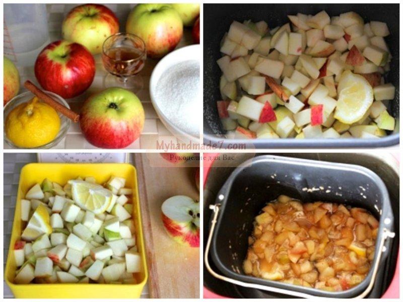 Варенье из яблок: вкусные рецепты с пошаговыми фото