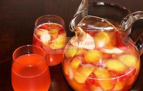 Компот из яблок: золотые рецепты с фото