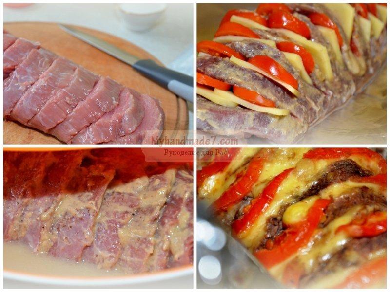 Рецепты горячего блюда на новый 2017 год рецепты с