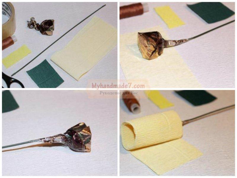 Конфета из бумаги: как сделать? Мастер-классы с фото