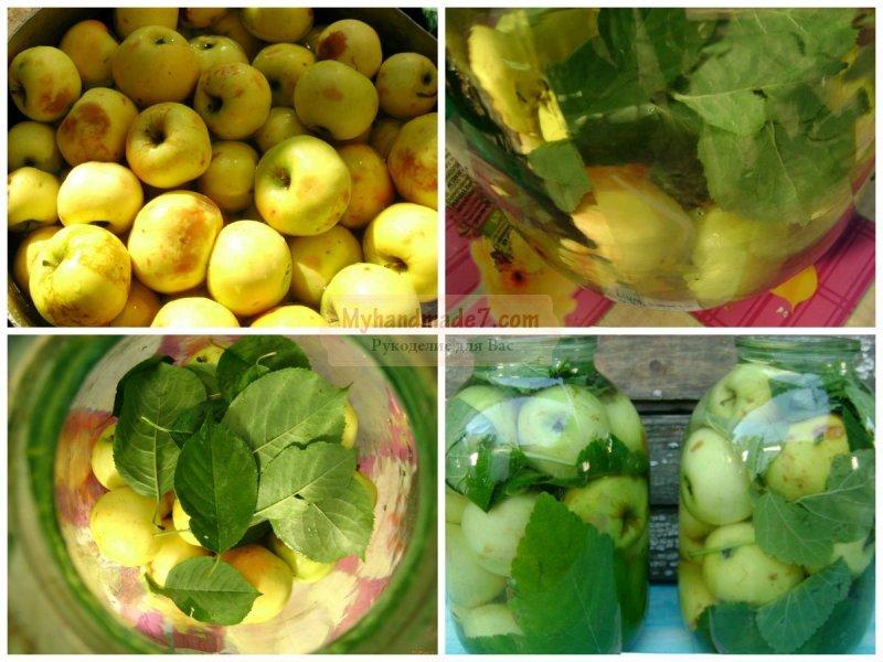 Моченые яблоки на зиму. Старинные и современные рецепты