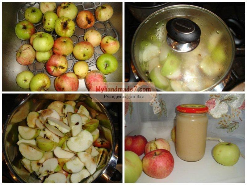Простые рецепты из яблок на зиму. ТОП-10 лучших рецептов с фото