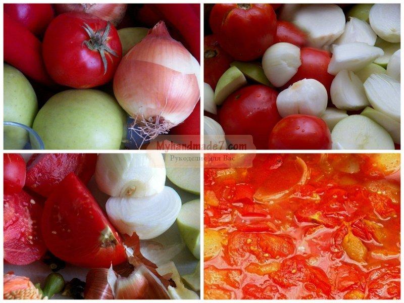 Тонкости приготовление яблок на зиму с фото