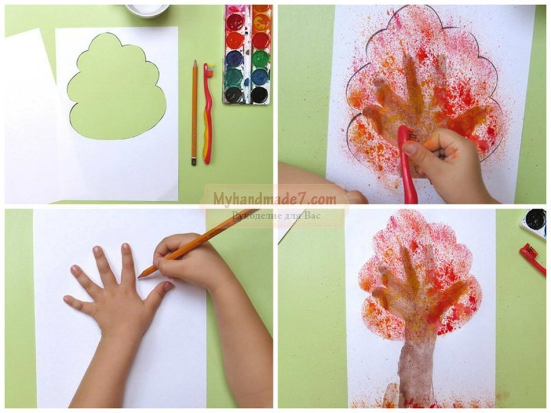 Поделки в детский сад на тему «Осень». Лучшие идеи с фото