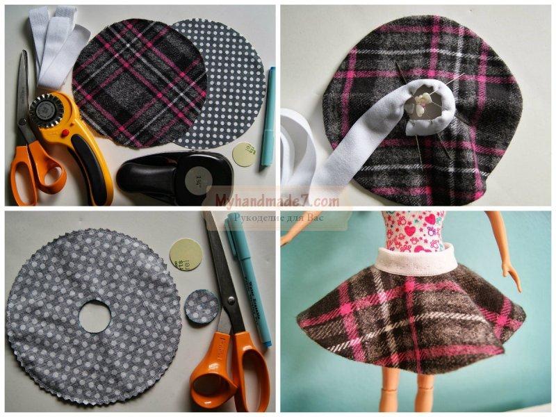 Одежда для кукол своими руками: фото, идеи и мастер-классы