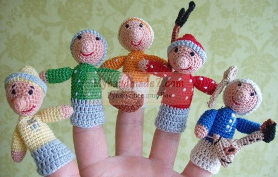 Пальчиковые игры детей детского сада