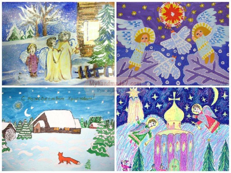 Рождество Христово своими руками. Самые оригинальные идеи с фото