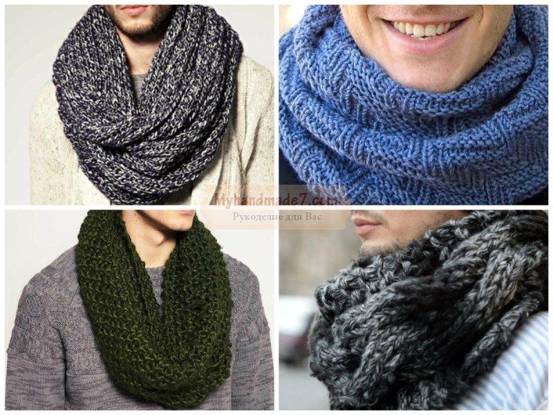 Шарф спицами. Более 50 схем вязание шарфа спицами 20