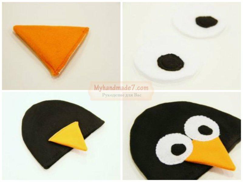 Костюм пингвина для ребенка своими руками: выкройки и пошаговые мастер-классы с фото