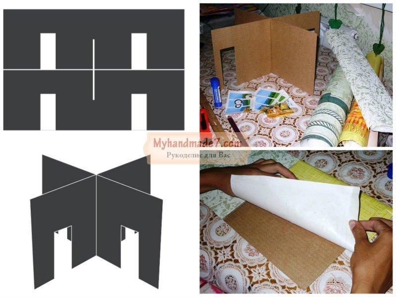 Как сделать коробку для кукол? Подробные мастер-классы с фото