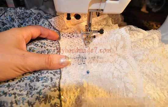 Кружевная одежда: советы по пошиву