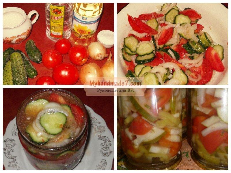 Салат на зиму «Пальчики оближешь». Вкусные рецепты с фото