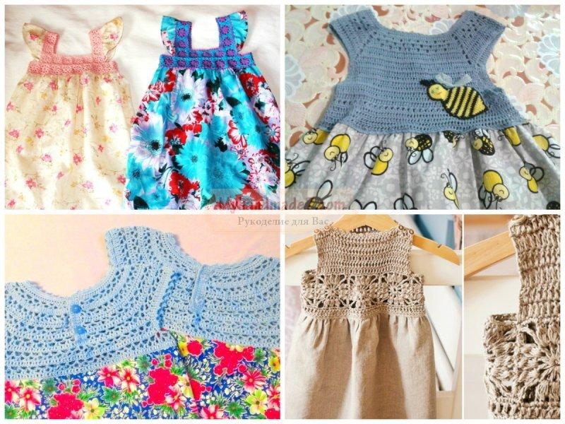 Вязание для девочки 3 лет: идеи, схемы и описание