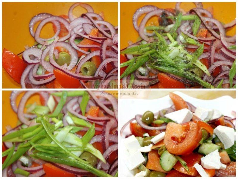 Салат из перца и помидоров: вкусные рецепты с фото