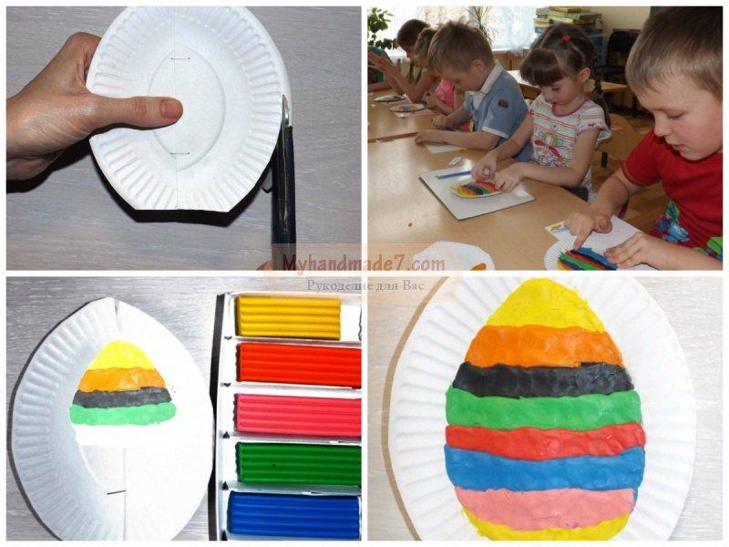 Поделки на Пасху в детский сад: лучшие идеи с фото