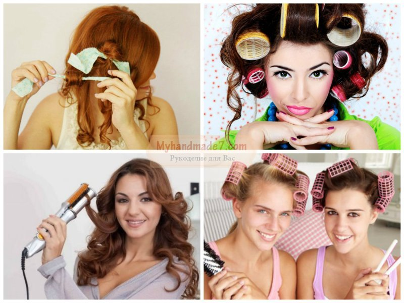 Как сделать волосы красивыми локонами. Лучшие советы по укладке с фото