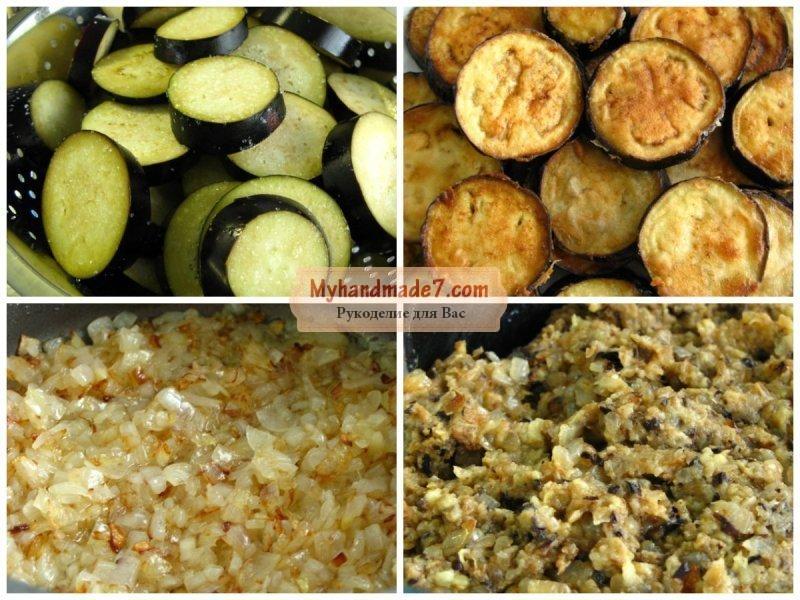 Закуска из баклажанов на зиму: вкусные рецепты с фото