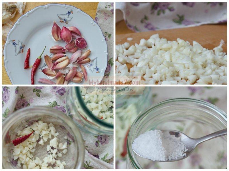 Баклажаны с чесноком на зиму: готовим вкусно и просто. Лучшие рецепты с фото