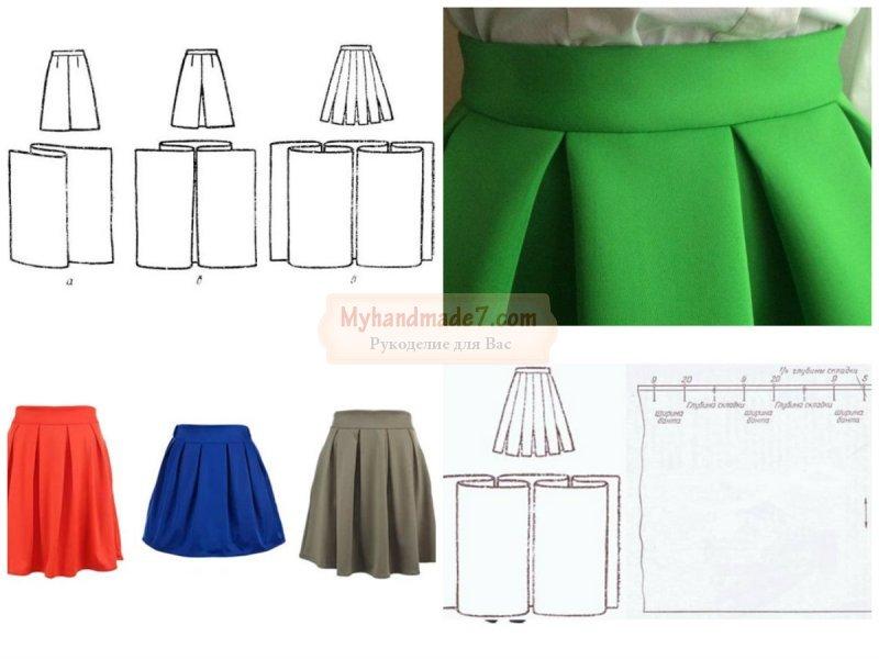 Как кроить и сшить юбку 94