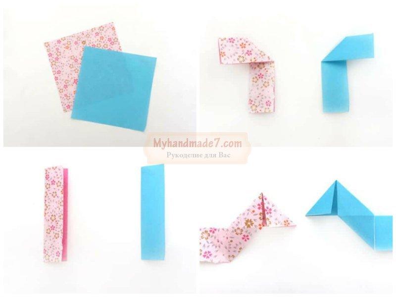 Как сделать бумажный спиннер