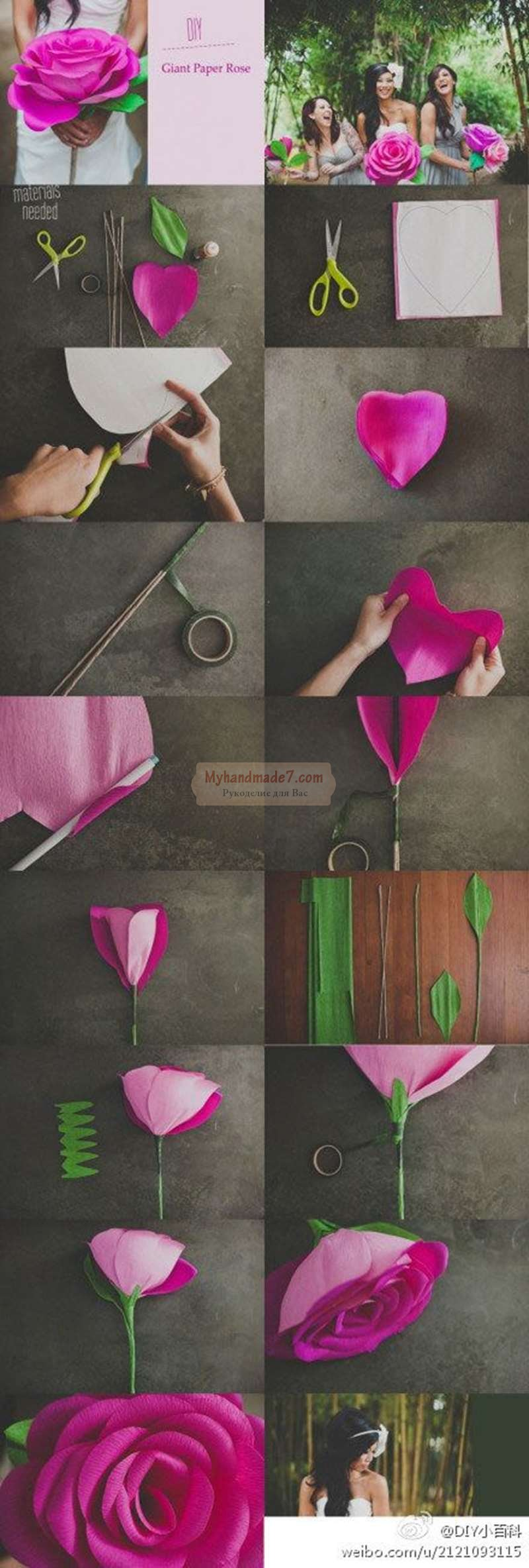 цветы из гофрированной бумаги своими руками в корзинке фото