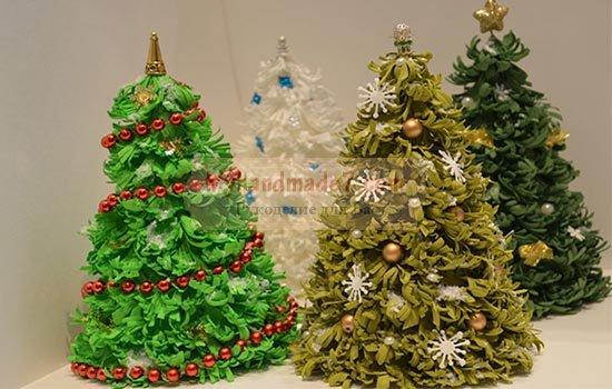 Как сделать новогоднюю елку своими руками. Лучшие идеи с фото