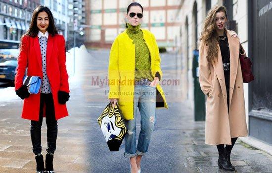 Обновляем верхнюю одежду: выбираем пальто для весны