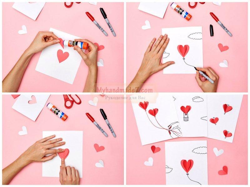 Валентинки на 14 февраля своими руками: ТОП лучших идей с мастер-классами
