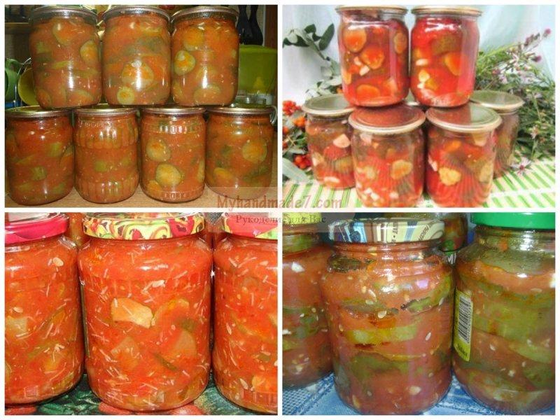 Как сделать перцы в томатном соке на зиму 61