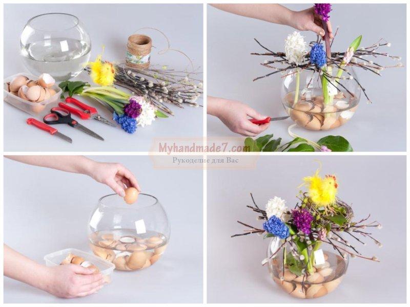 Пасхальные украшения своими руками: лучшие идеи с подробными фото